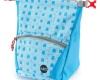 Moon Bouldering Chalk Bag Retro Moon / Blue Jewel