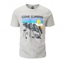 Moon Gone Climbing T-shirt