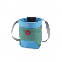 Moon Trad Chalk Bag NEW Blue/Green S7